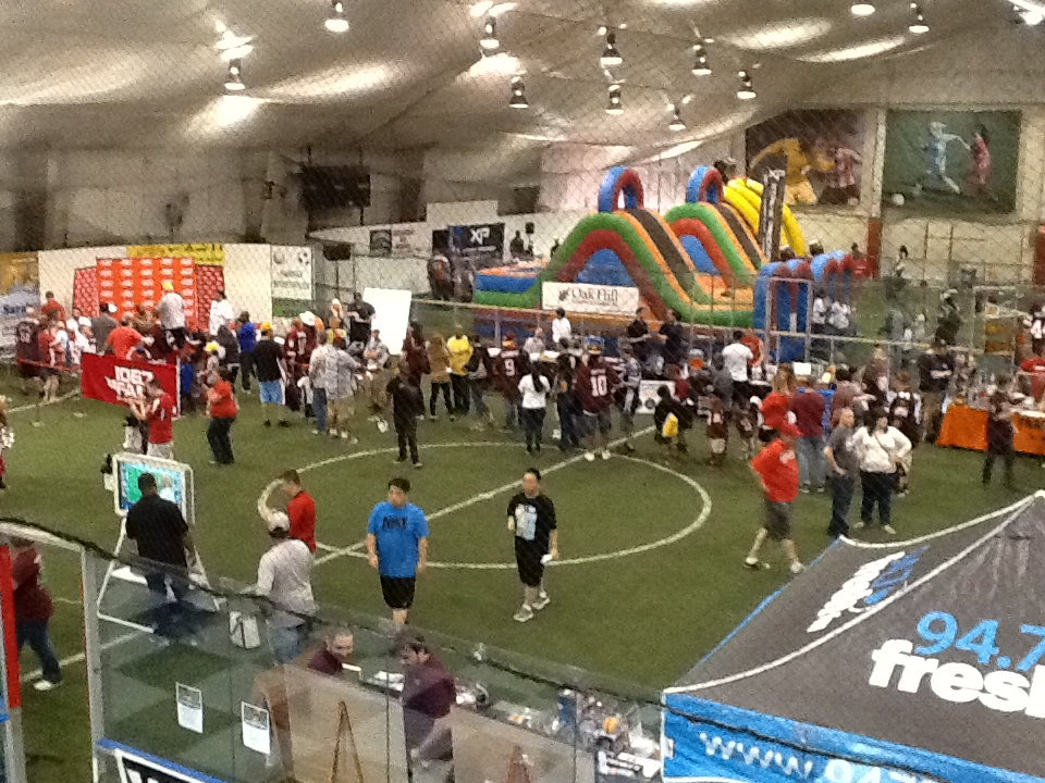 Fairfax Sportsplex - 106.7 Fan Fest