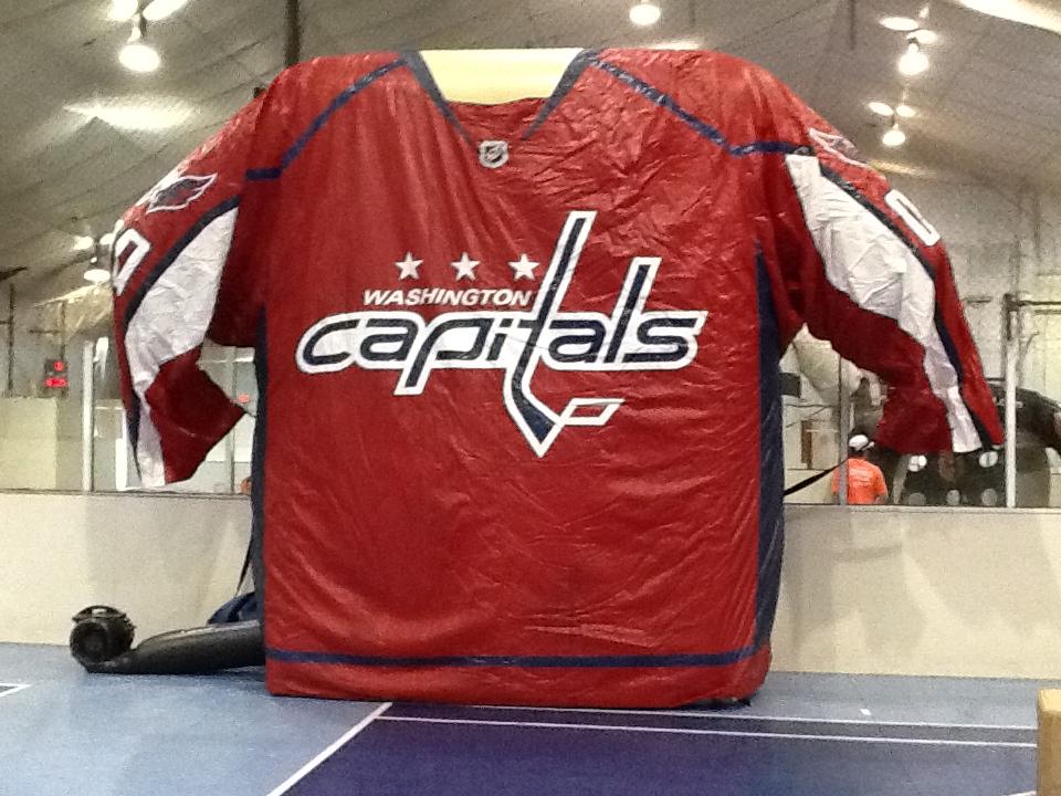 Fairfax Sportsplex - Capitals - 106.7 Fan Fest