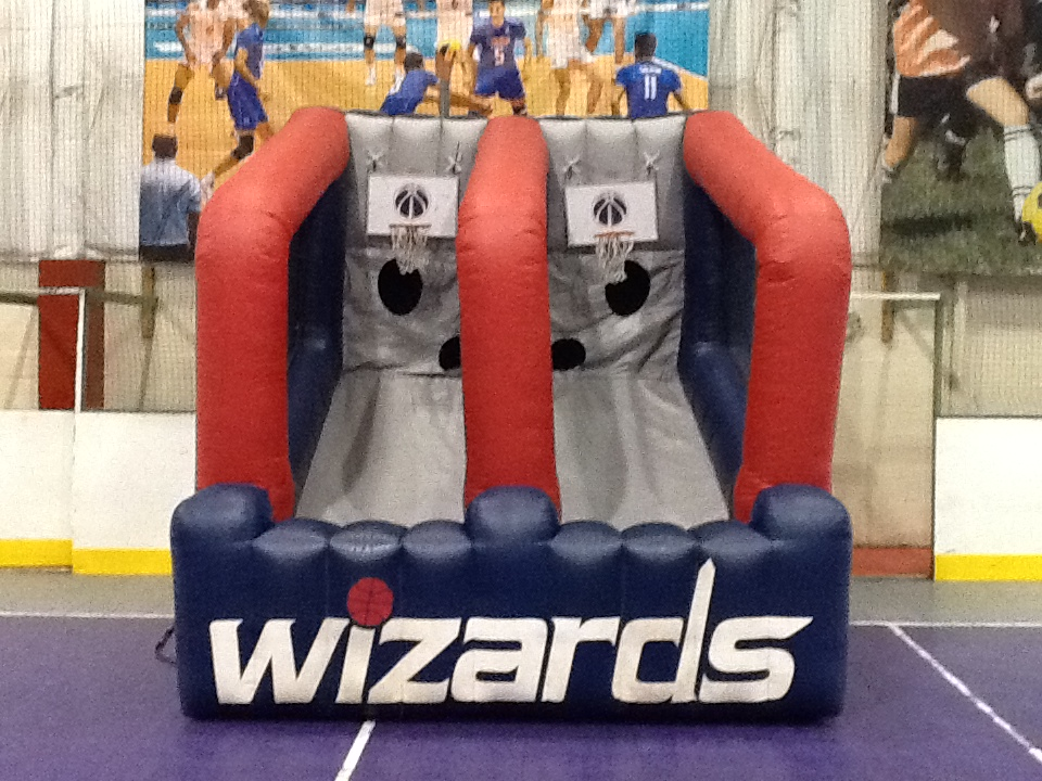 Fairfax Sportsplex - Wizards - 106.7 Fan Fest
