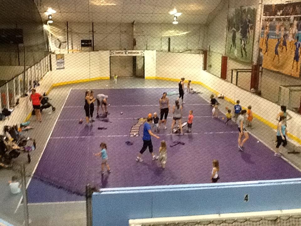 Fairfax Sportsplex - Mommy Bootcamp
