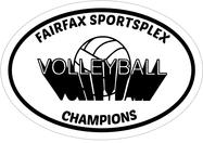 Fairfax Sportsplex - Volleyball Champions