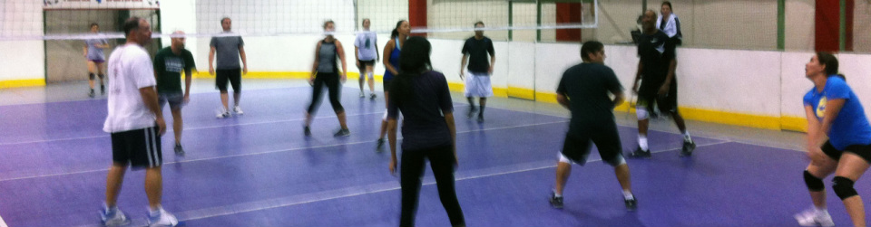 Fairfax Sportsplex - Volleyball