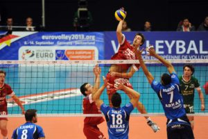 mens a volleyball